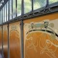 Guimard - Edicule Porte Dauphine Ceramiques