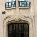 Guimard - 21 rue La Fontaine & Angle rue Agar