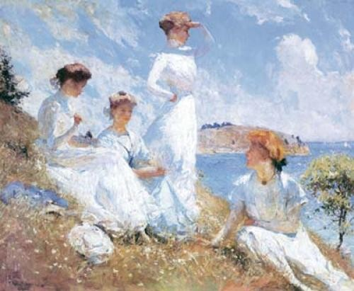 Frank-Weston - Benson Summer