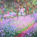 Claude-Monet - Le-jardin de Monet - Giverny