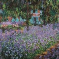 Claude-Monet - The-Artist-s-Garden-at-Giverny
