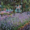 Claude-Monet - The-Artist-s-Garden-at-Giverny