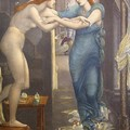 Edward-Burne-Jones - Birth of Galatea