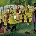 Georges-Seurat - Sunday-Afternoon- On-The-Island-of-La-Grande-