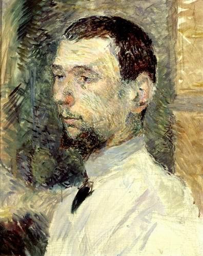Toulouse-Lautrec - Portrait