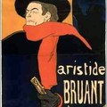 Toulouse-Lautrec - Ambassadeurs - Aristide Bruant
