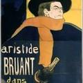 Toulouse-Lautrec - Eldorado - Aristide Bruant