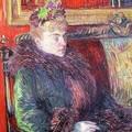 Toulouse-Lautrec - Femme