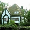 Peter Behrens - Maison à Darmstadt (Hesse)- 1901