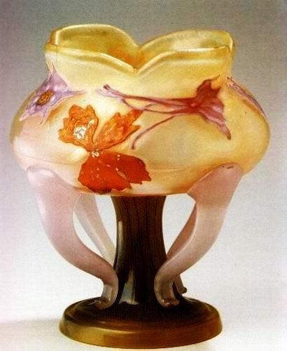 Auguste et Antonin Daum - Vase