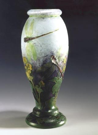 Auguste et Antonin Daum - Vase (2)