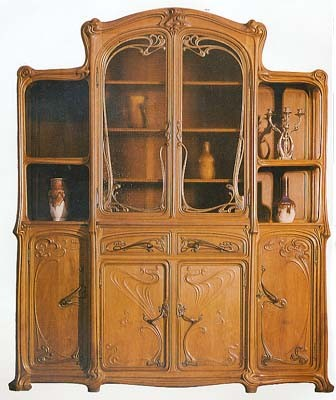 Emile Gallé - meuble