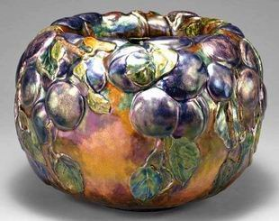 Louis Comfort Tiffany - Poterie (1)