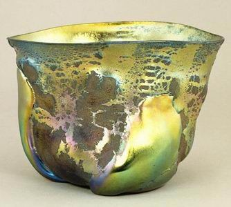 Louis Comfort Tiffany - Poterie (3)