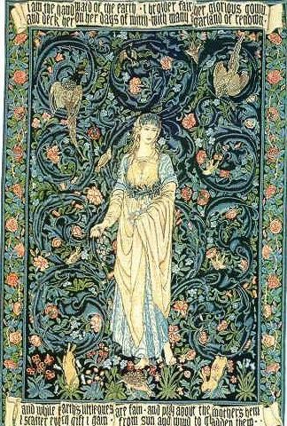 William Morris - Tapisserie