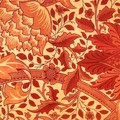 William Morris - Tissu de lin