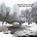 Central Park- New York (le pont)