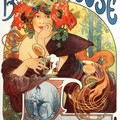 Alphonse Mucha - 1897 Bière La Meuse