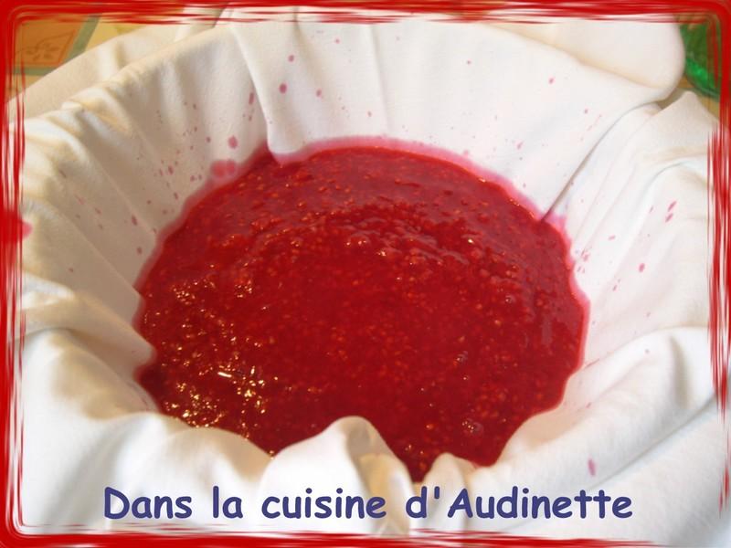 Gel e de groseilles dans la cuisine d 39 audinette - Gelee de groseille avec extracteur de jus ...