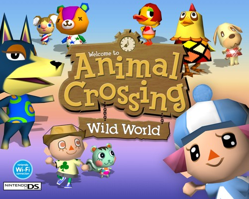 Animal Crossing : Wild World