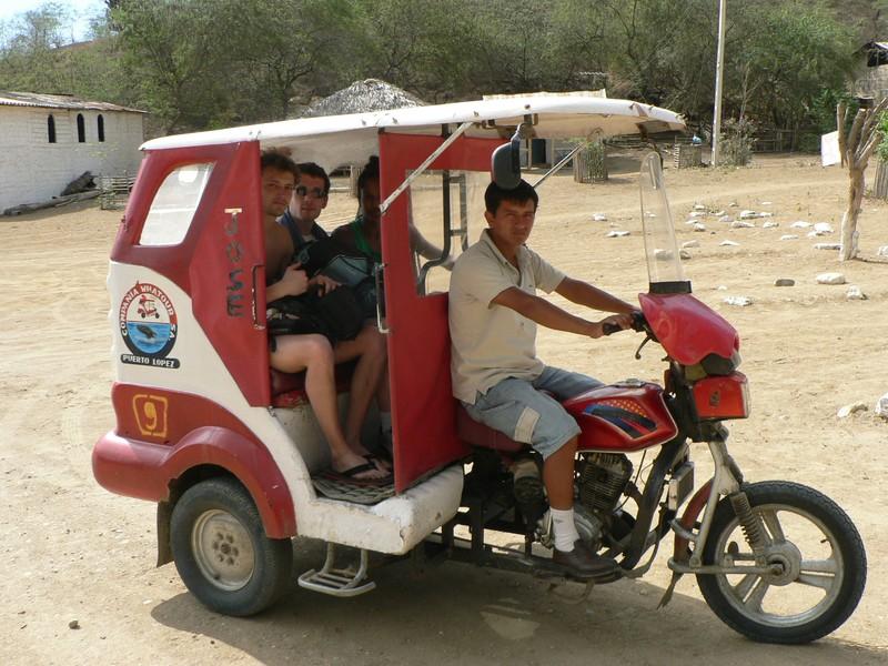 le taxi moto