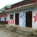 Campagne pour la présidentielle d´Avril 2006