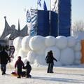 2006 - Janvier, Fëte des neiges à Montréal