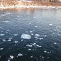 Des mini icebergs dans le St laurent !