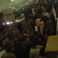 Heure de pointe dans le métro