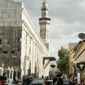 Extérieur de la mosquée des Oméyades