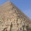 La pyramide de Kheops, bien gardée