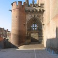 Albi - Portail de Sainte Cécile