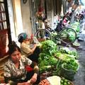 Marché, Hanoi