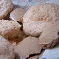 Macarons choco/noisettes et macarons noix de coco
