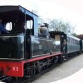 Saint Valéry - Train de la baie de Somme