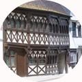 Maison à colombages de Rue