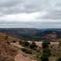 Canyon du Palo Duro