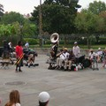 groupe de jazz jackson square