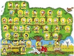the_donald_duck_family_tree_1024x768_wallpaper