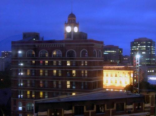 Sydney - De notre balcon de nuit