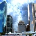 Grattes-ciel à Brisbane