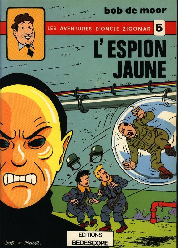 5. L'espion jaune (N/B) 1980