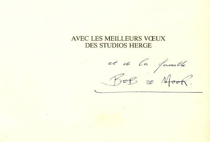 Pages de Tintin et l'alph-art (verso)