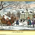 Noël à Moulinsart (1986) * Voeux 1987 *