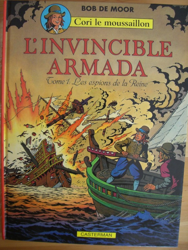2. L'invincible armada T.1 (1978)
