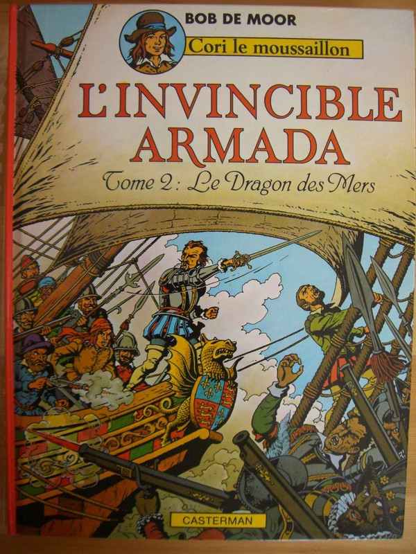 3. L'invincible armada T.2 (1980)