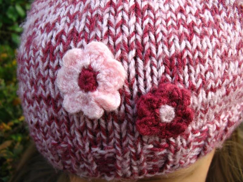 Fleurettes du bonnet mélé