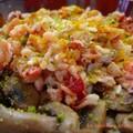 Velouté céleri champignons et crabe zoom