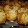 chouquettes pavot citron