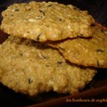 cookies earl grey et bergamote